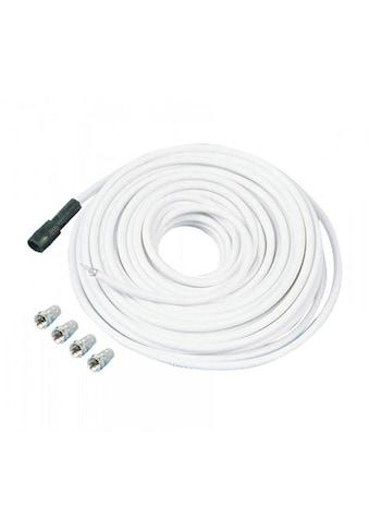 TELESTAR vorkonfektioniertes Antennen -  / Sat - Kabel »SKYCABLE 100, 10 m mit 2 F - Steckern« kaufen