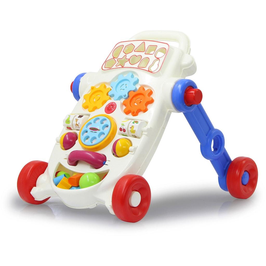 Jamara Lauflernwagen »My First Clown Car«