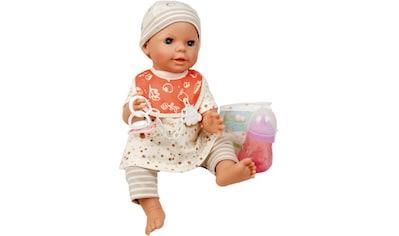 """Schildkröt Manufaktur Babypuppe """"Lina"""" kaufen"""