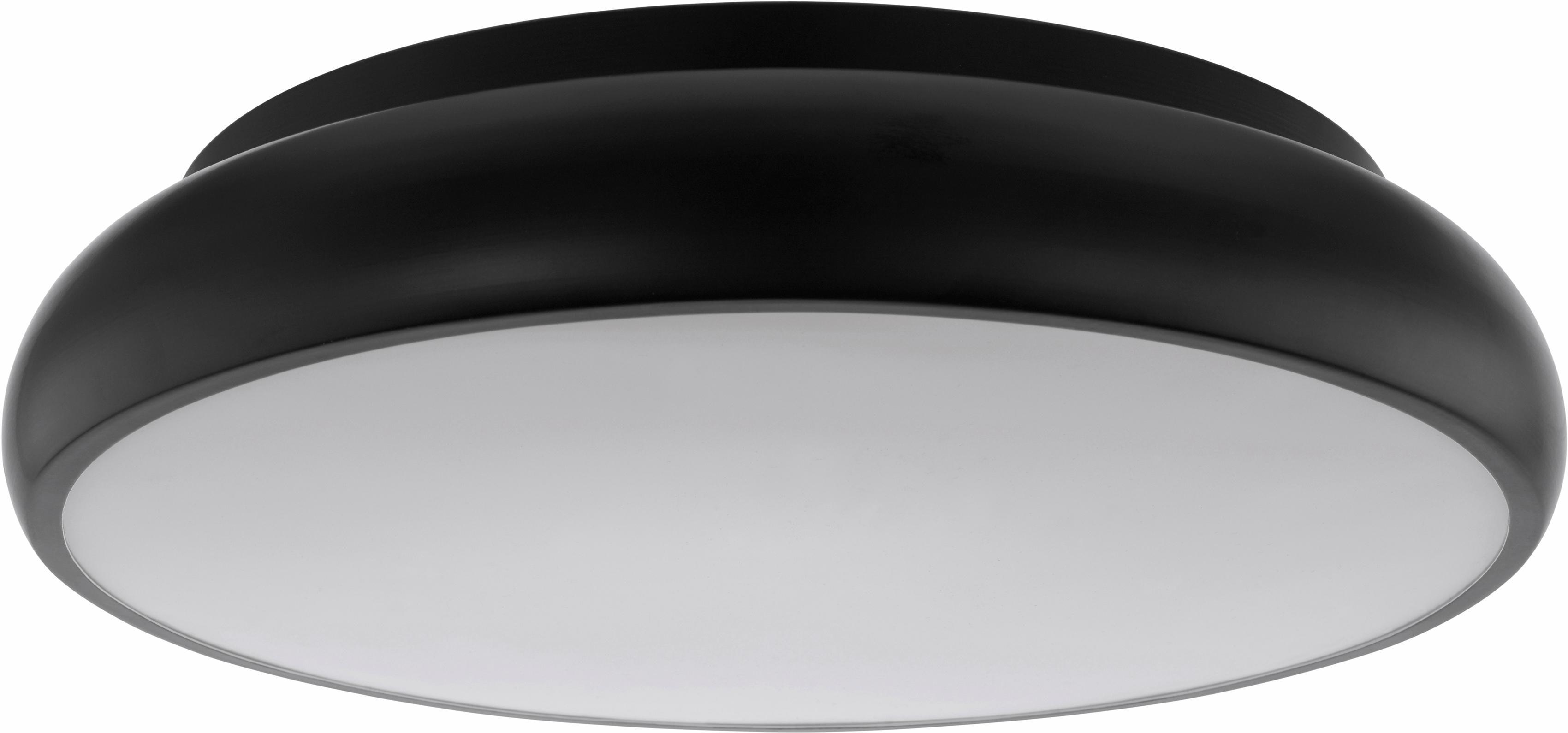 EGLO LED Deckenleuchte RIODEVA-C, LED-Board, Neutralweiß-Tageslichtweiß-Warmweiß-Kaltweiß, EGLO CONNECT, Steuerung über APP + Fernbedienung, BLE, CCT, RGB