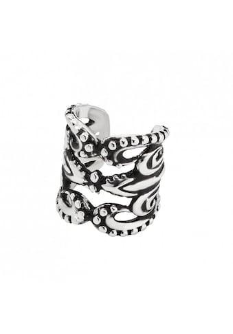 CAÏ Ohrklemme »925/- Sterling Silber rhodiniert orientalisch« kaufen
