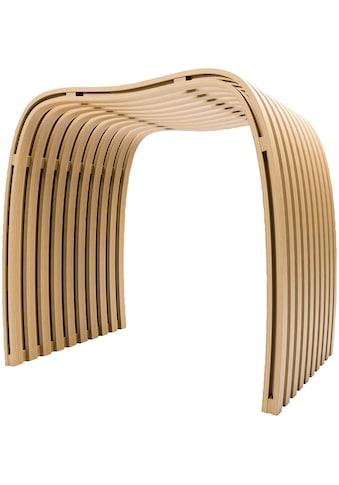 Schulte Duschhocker, belastbar bis 130 kg, aus Bambus kaufen