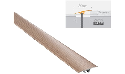 Arbiton Profil »Universal 5in1 CS30«, matt, zum Kleben und/ oder Dübeln kaufen
