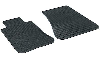 WALSER Universal-Fußmatten »Blueline Premium«, Kombi/PKW, (Set, 2 St.), Größe 4 kaufen