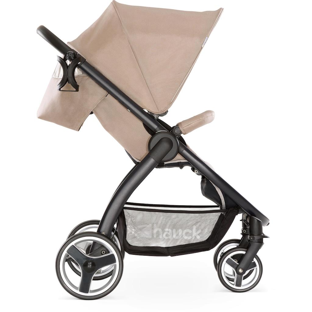 Hauck Kinder-Buggy »Lift Up 4, Fungi«, mit schwenk- und feststellbaren Vorderrädern; Kinderwagen, Buggy, Sportwagen, Sportbuggy, Kinderbuggy, Sport-Kinderwagen