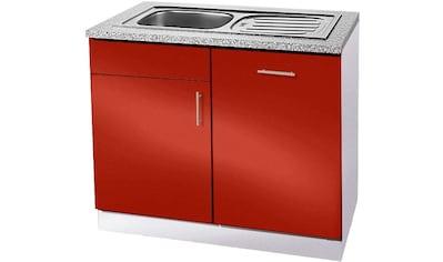 wiho Küchen Spülenschrank »Kiel« kaufen