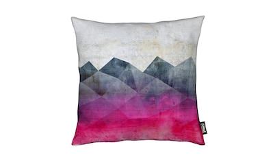 Dekokissen, »Pink Concrete«, Juniqe kaufen