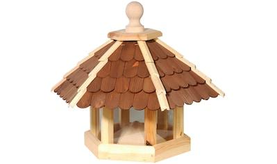 dobar Vogelhaus, BxTxH: 55x62x43 cm kaufen