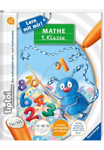 "Ravensburger Buch ""tiptoi® Mathe 1. Klasse"" kaufen"