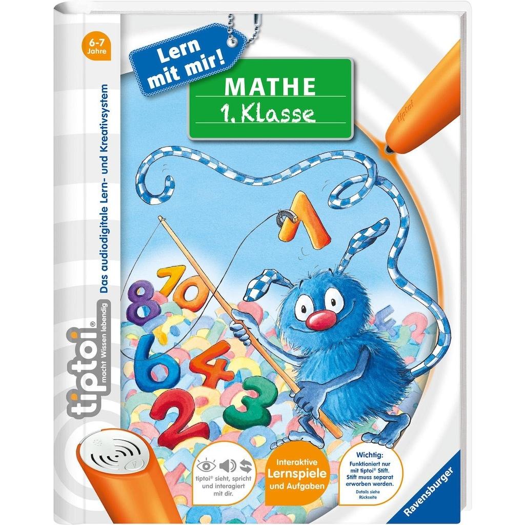Ravensburger Buch »tiptoi® Mathe 1. Klasse«, ; Made in Germany