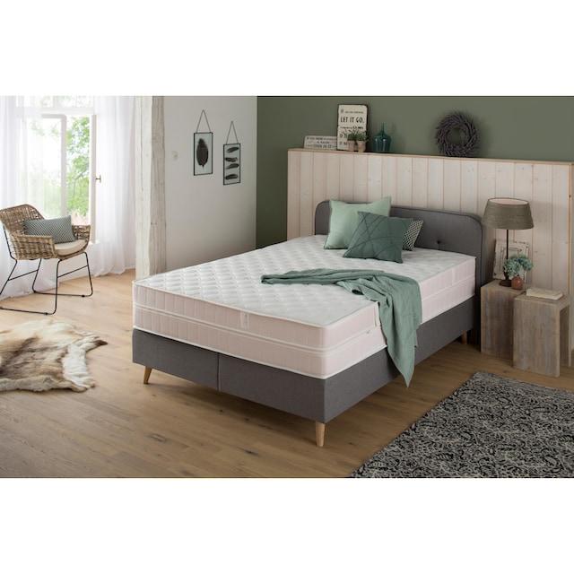 Komfortschaummatratze »Airy Form Luxus«, DI QUATTRO, 29 cm hoch