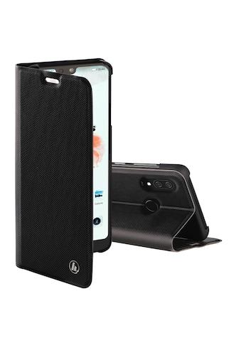 Hama Booklet Slim Pro für Huawei P20 Lite, Schwarz kaufen