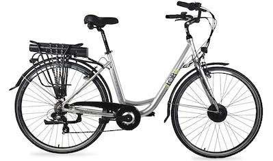 LLobe E - Bike »SilverLine«, 7 Gang Shimano Kettenschaltung, Frontmotor 250 W kaufen