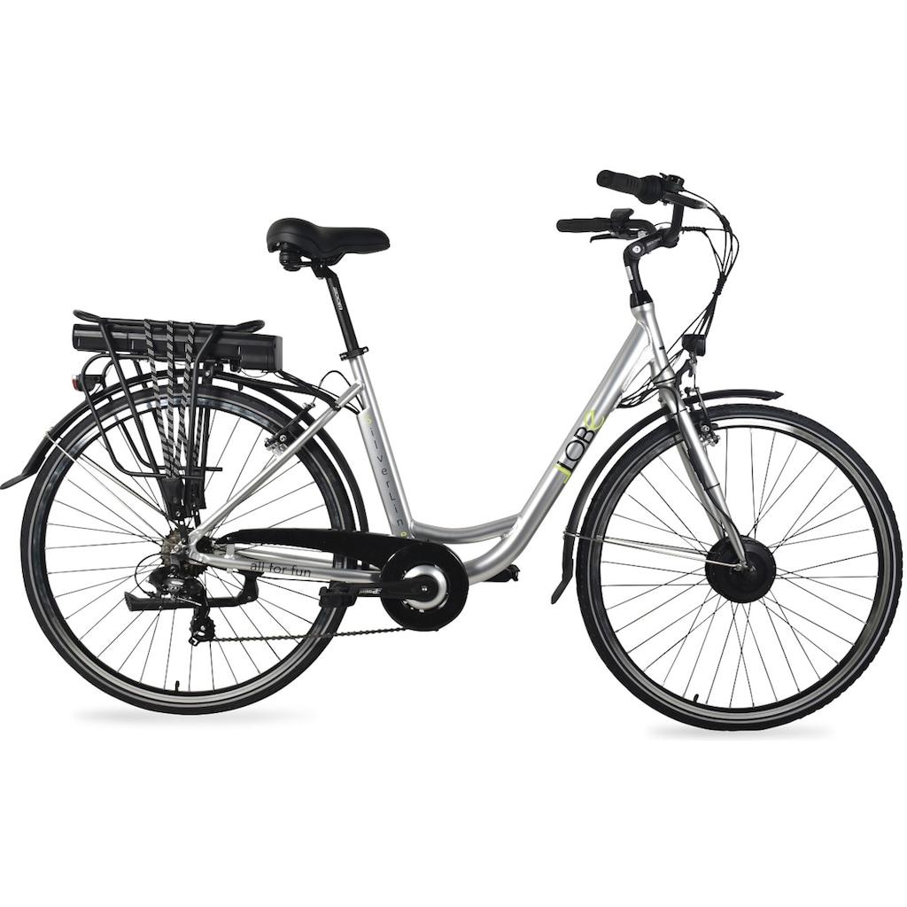 LLobe E-Bike »SilverLine«