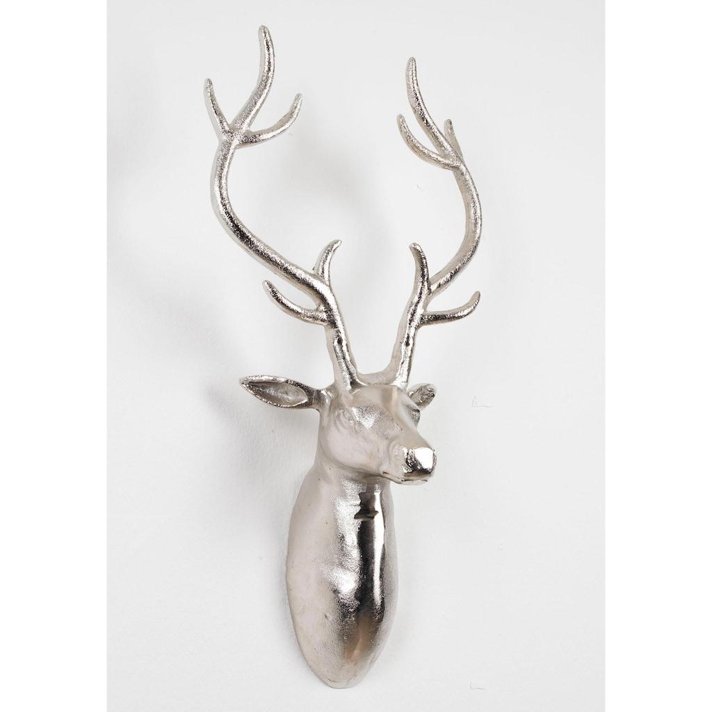 ARTRA Dekogeweih »Deko Geweih Hirschkopf«, handarbeit