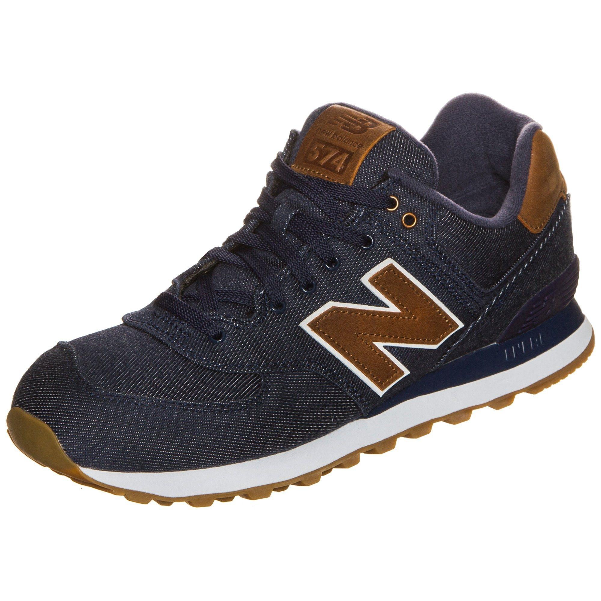 New Balance ML574 D Sneaker Grau F12