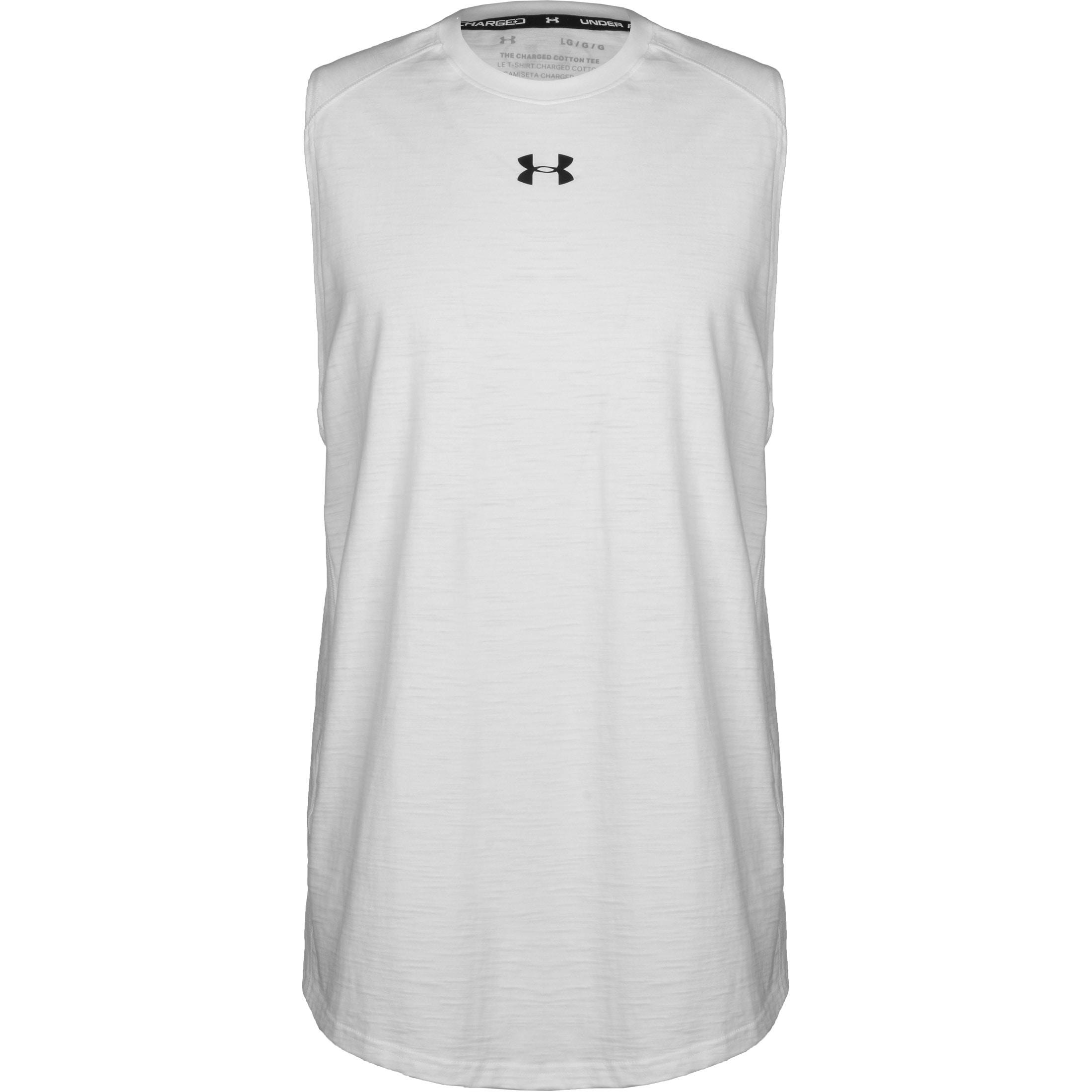 under armour -  Tennisshirt Charged Cotton