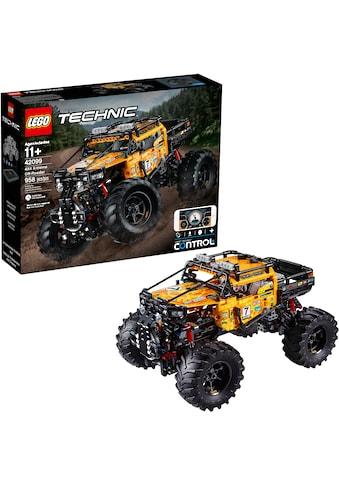 """LEGO® Konstruktionsspielsteine """"Allrad Xtreme - Geländewagen (42099), LEGO® Technic"""", (958 - tlg.) kaufen"""