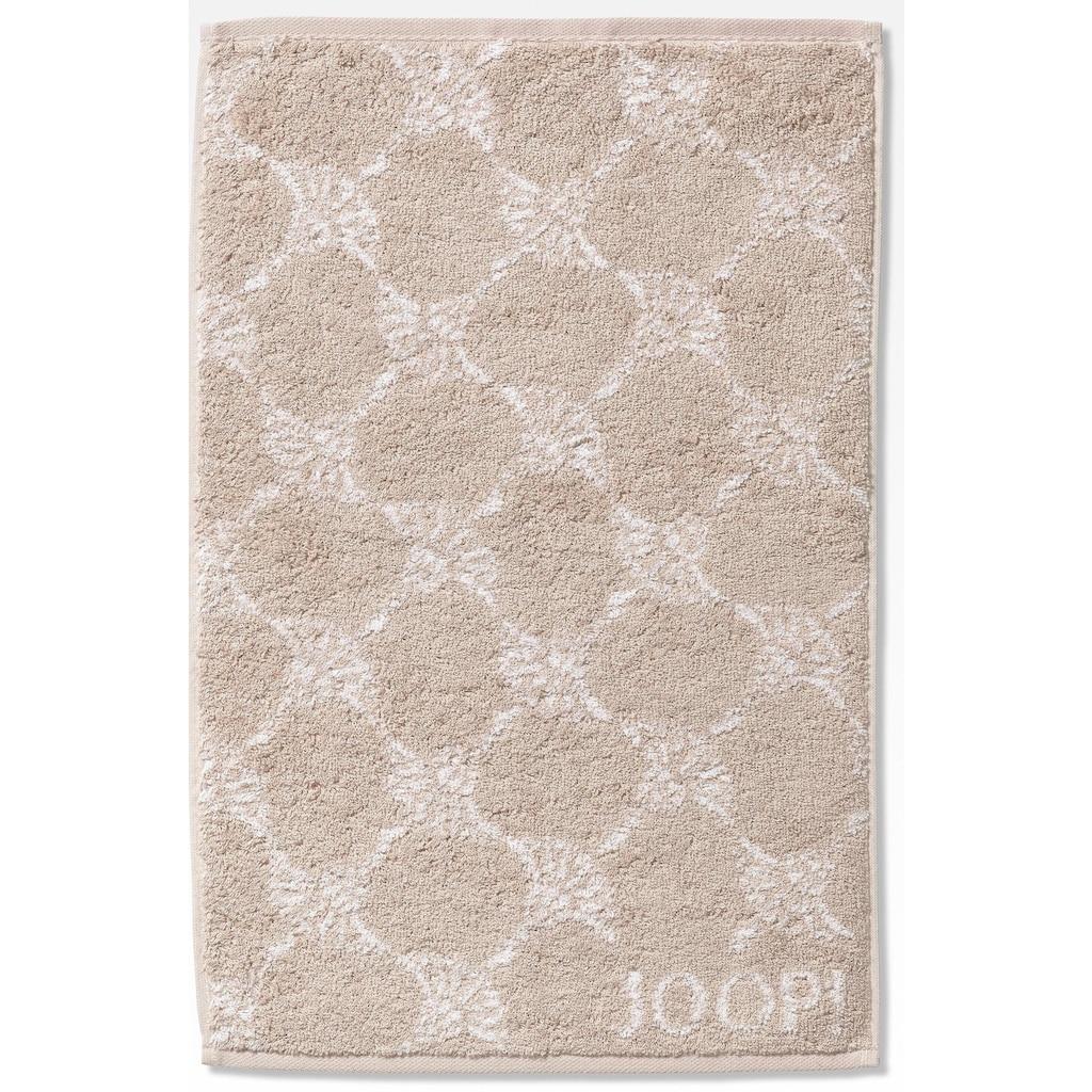 Joop! Gästehandtücher »Cornflower«, (3 St.), mit Kornblumen-Muster