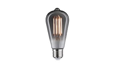 Paulmann LED-Leuchtmittel »Vintage Speziallampen 7,5 Watt E27 Rauchglas Goldlicht dimmbar«, 1 St. kaufen