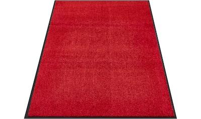 Andiamo Fußmatte »Super Wash & Clean«, rechteckig, 7 mm Höhe, Schmutzfangmatte, In-... kaufen