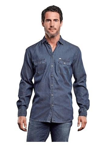 Engbers Strukturiertes Langarmhemd kaufen