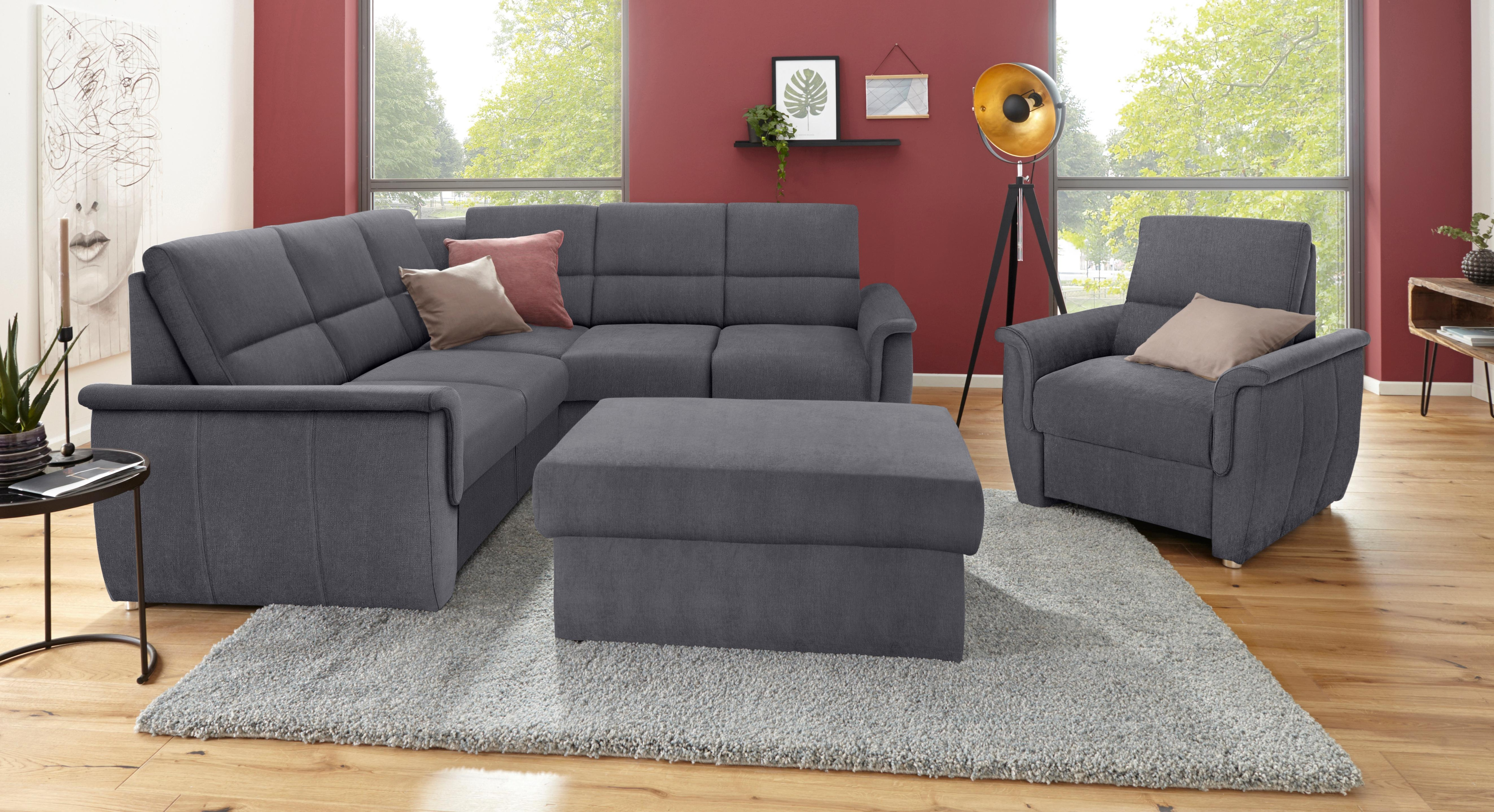 DOMO collection Ecksofa