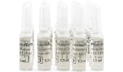 Dermaroller Hyaluron Serum, (Packung), 30 Stück á 1,5 ml kaufen
