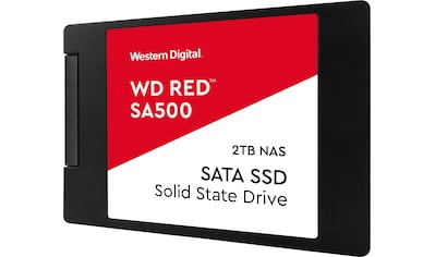 Western Digital SSD »Red SA500« kaufen