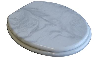 WC - Sitz »Marmor« kaufen