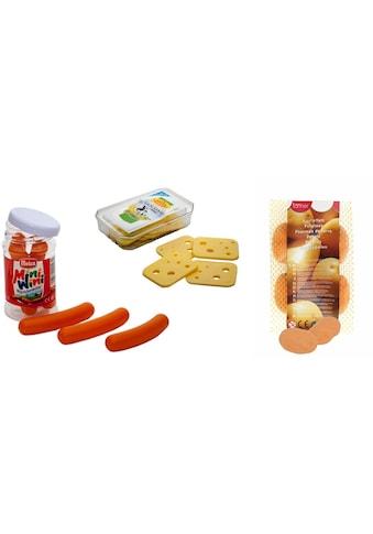 """Tanner Kaufladensortiment """"Würstchen, Käse, Kartoffel"""", Set kaufen"""