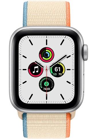 Apple SE GPS + Cellular, Aluminiumgehäuse mit Sport Loop 40mm Watch kaufen