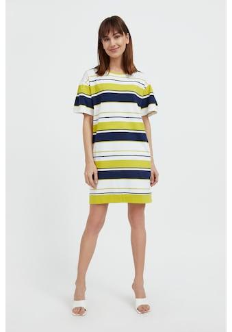 Finn Flare Jerseykleid, mit kurzen Ärmeln kaufen