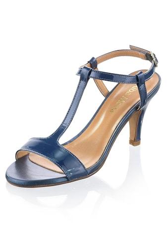 Alba Moda Sandalette aus Rindslackleder kaufen