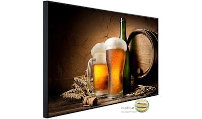 Papermoon Infrarotheizung »Bier«, sehr angenehme Strahlungswärme kaufen