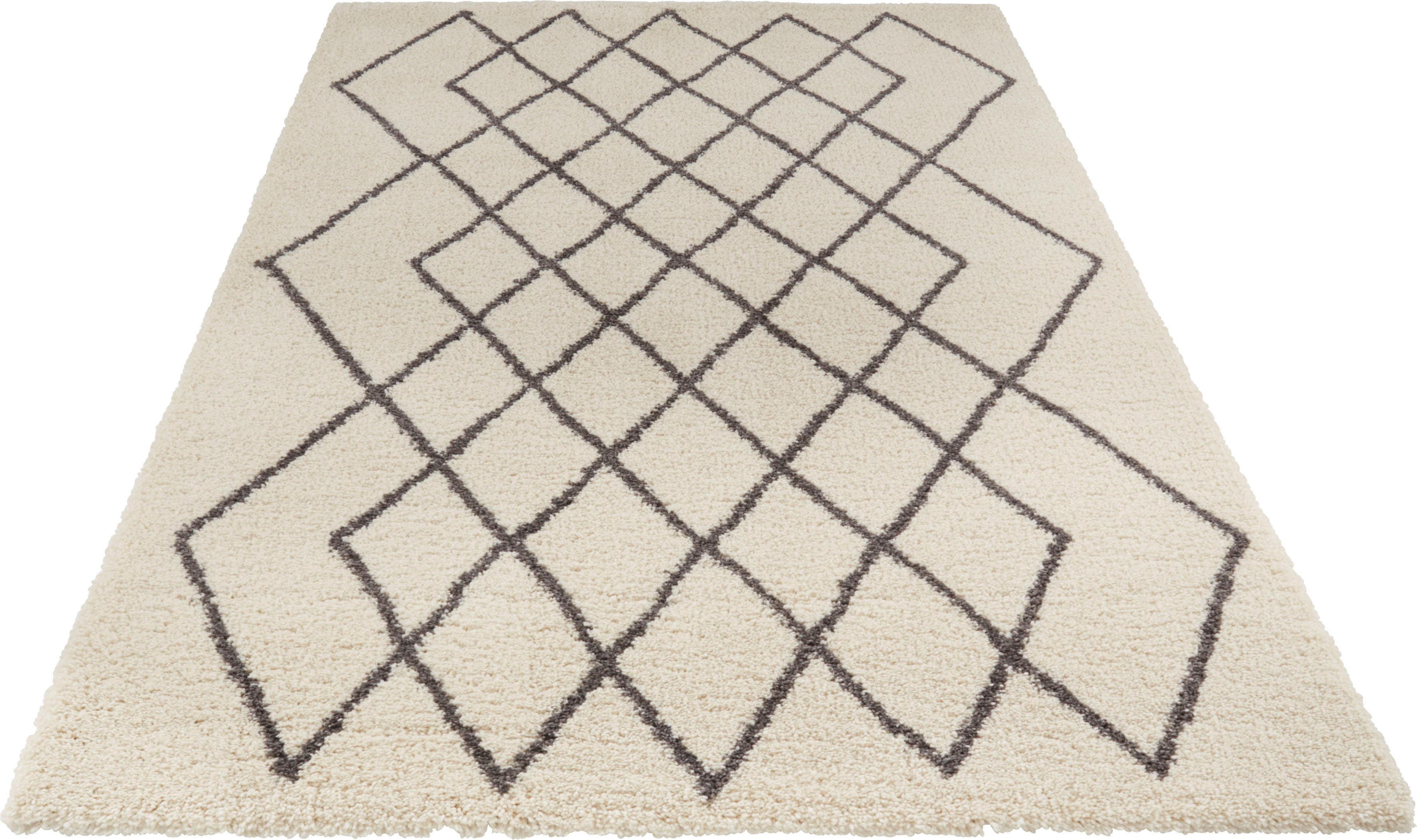 Teppich Touch MINT RUGS rechteckig Höhe 35 mm maschinell gewebt