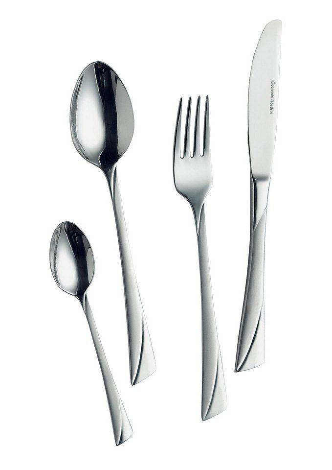 Mulex Besteck-Set »Alabama«, Edelstahl 18/10 | Küche und Esszimmer > Besteck und Geschirr > Besteck | Edelstahl | MULEX