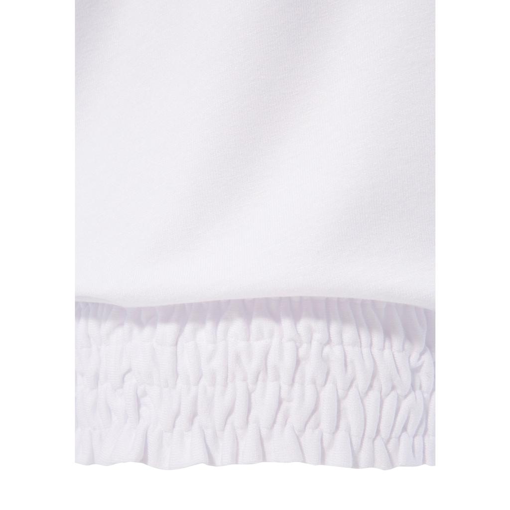 Naber Collection Trachtenshirt, mit elastischem Smokbund