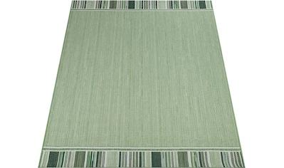 Paco Home Teppich »Ostende 536«, rechteckig, 4 mm Höhe, In- und Outdoor geeignet,... kaufen