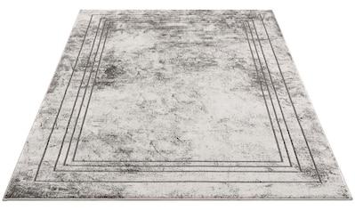 Carpet City Teppich »Noa 9341«, rechteckig, 11 mm Höhe, Wohnzimmer kaufen