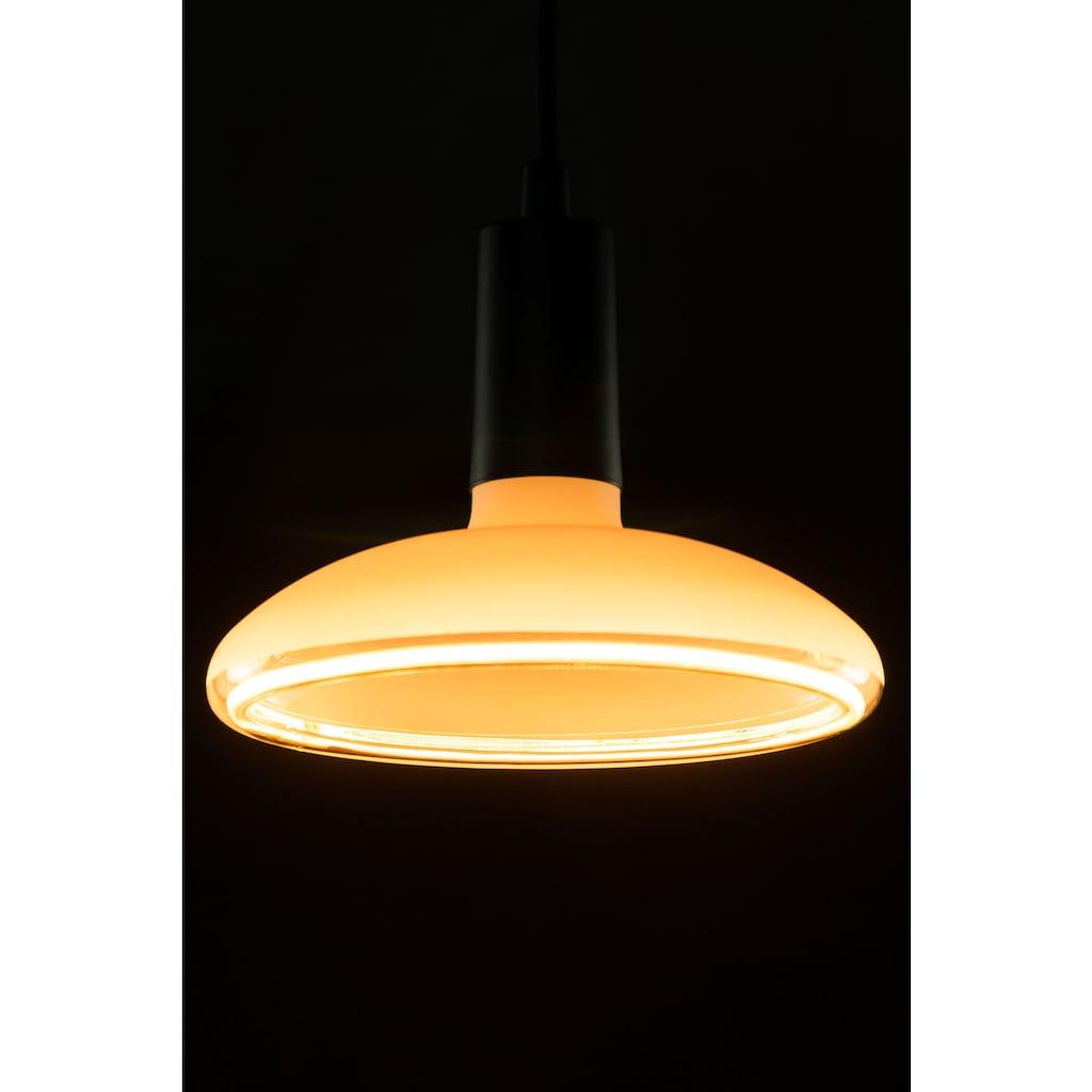 SEGULA LED-Leuchtmittel »LED Floating Reflektor R200 opal-matt«, E27, 1 St., Extra-Warmweiß, opal-matt, dimmbar, schwebendes Licht