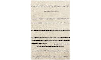 andas Hochflor-Teppich »Fria«, rechteckig, 35 mm Höhe, weicher Flor, Wohnzimmer kaufen