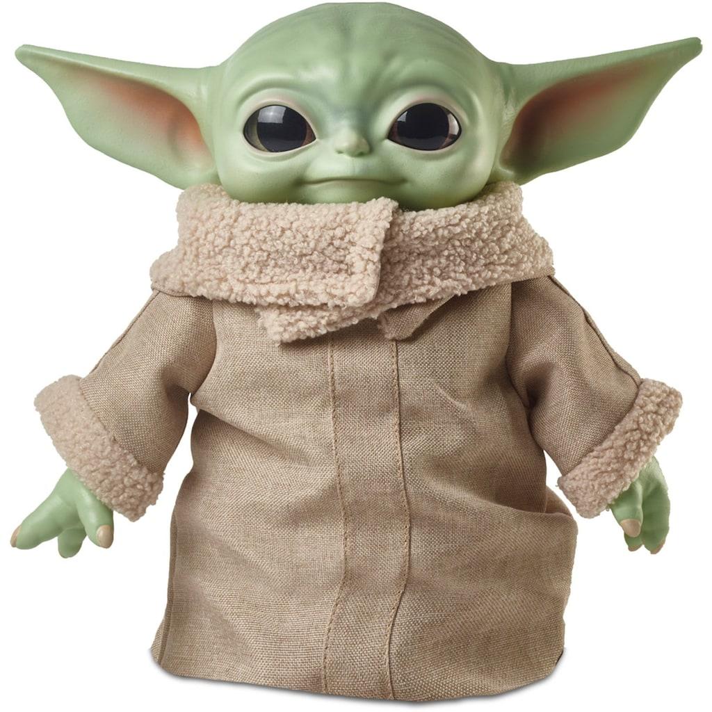 Mattel® Plüschfigur »Star Wars The Child, 28 cm«, Yoda Spezies aus The Mandalorian