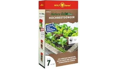 WOLF GARTEN Hochbeetdünger »Natura - Bio N - HB 1,9« kaufen