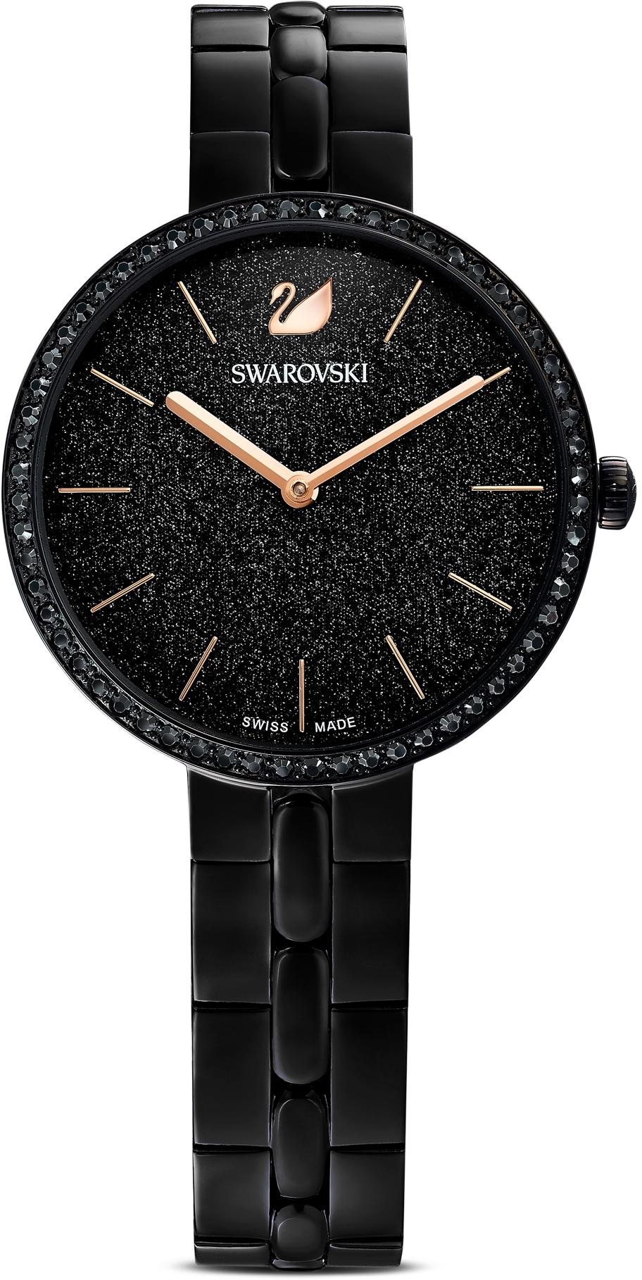 Swarovski Schweizer Uhr Cosmopolitan, 5547646   Uhren > Schweizer Uhren   Swarovski