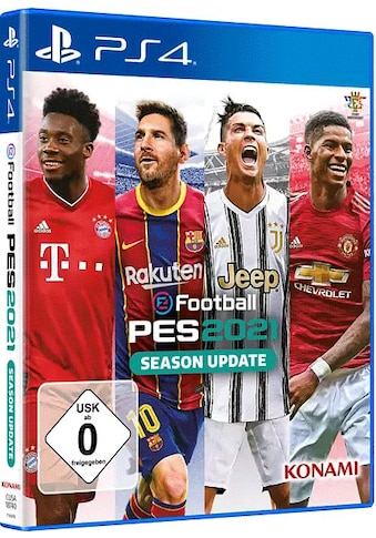 PES 21 PlayStation 4 kaufen