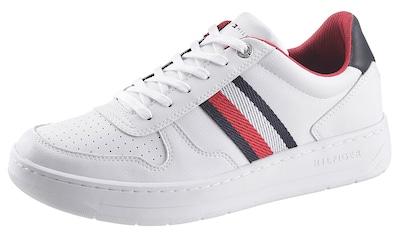 TOMMY HILFIGER Sneaker »BASKET LOW CUPSOLE SNEAKER« kaufen