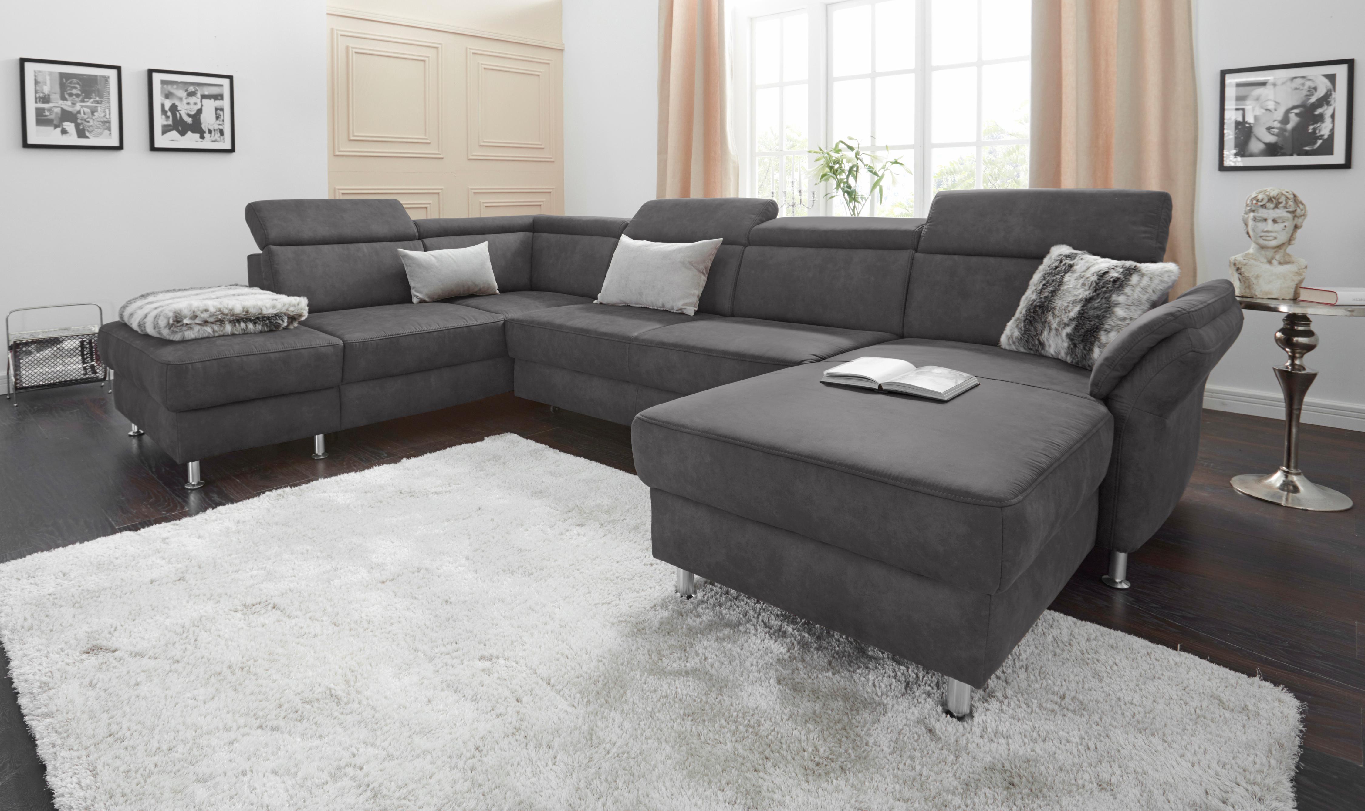 anthrazit bambus wohnlandschaften online kaufen m bel suchmaschine. Black Bedroom Furniture Sets. Home Design Ideas