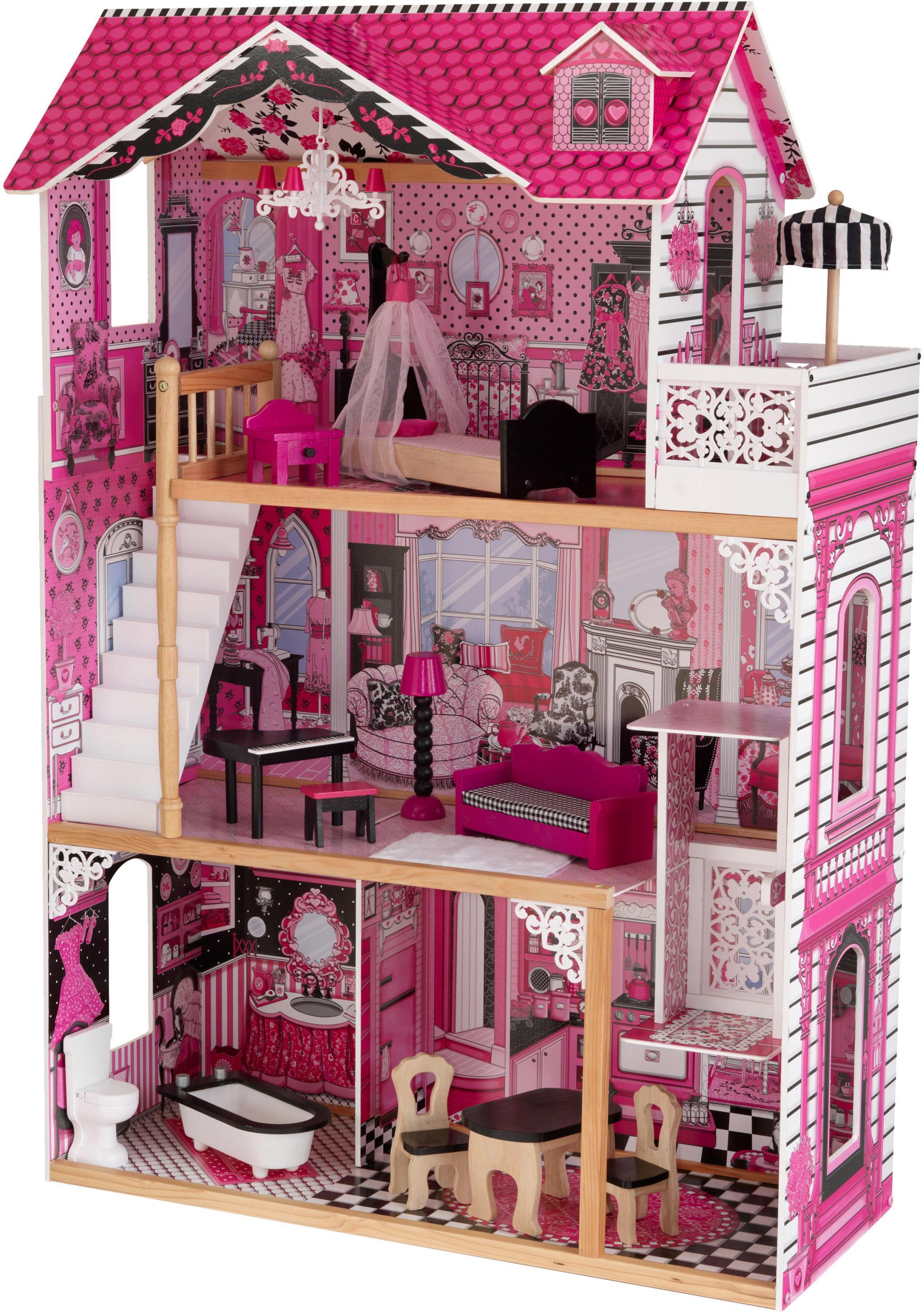 "KidKraft Puppenhaus ""Amalia"" Kindermode/Spielzeug/Puppen/Puppenhaus"