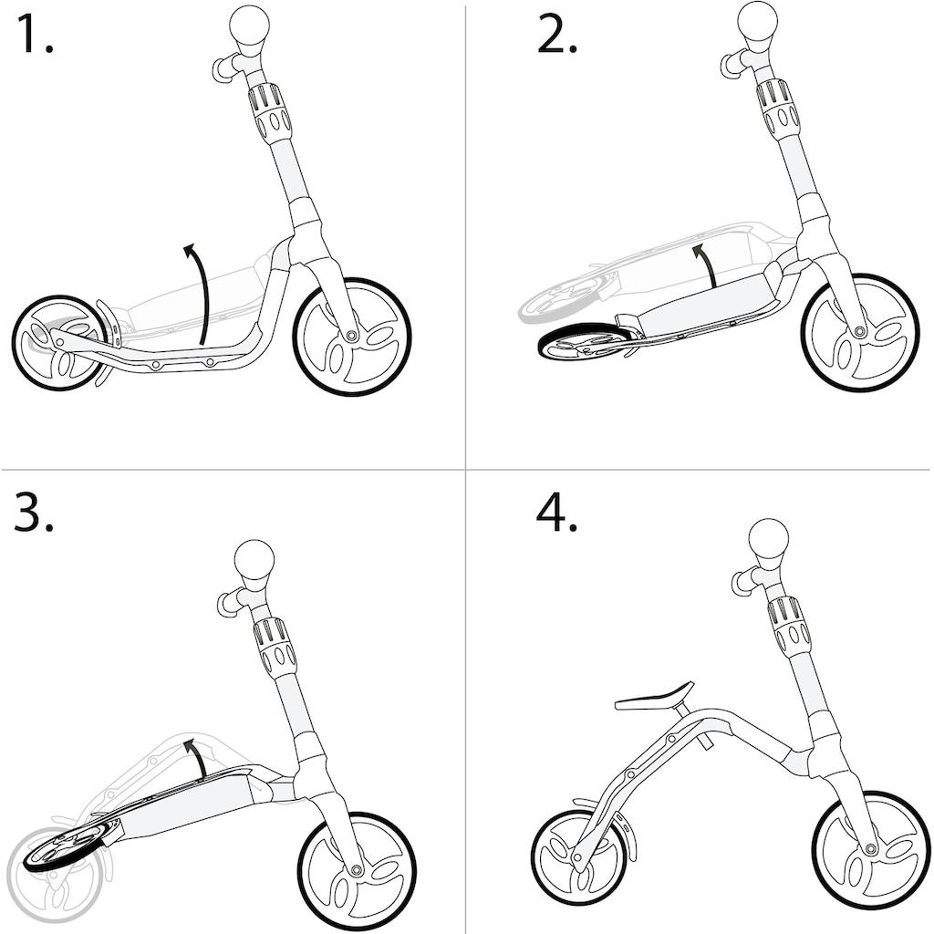 SportPlus Scooter »SP-SC-021-P«